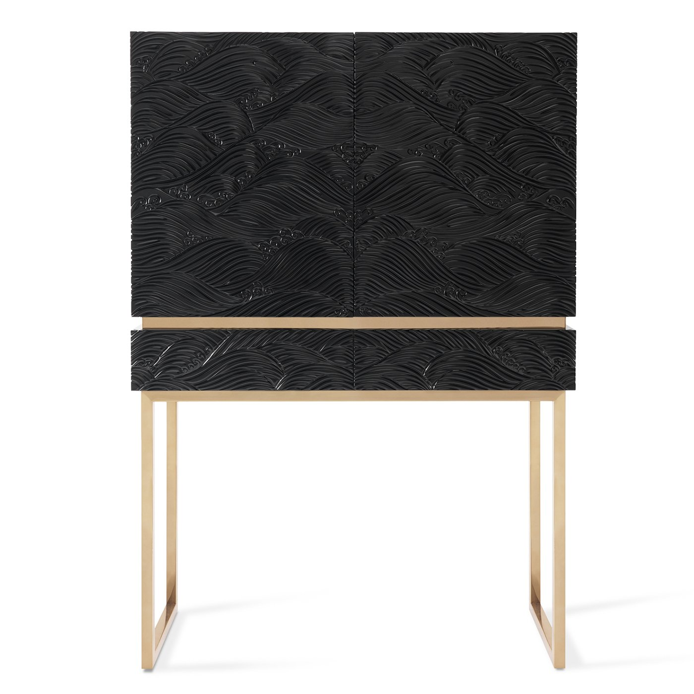 Cannes Bar Cabinet - Japanese Edition